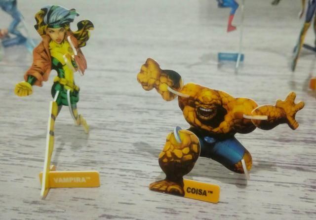 Super Heróis Elma Chips - Foto 4