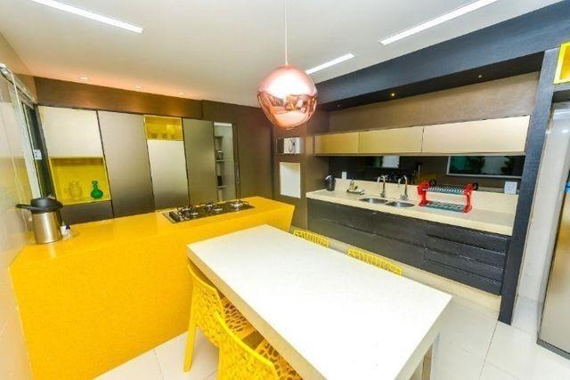 Casa duplex 4 quartos Alphaville Porto das Dunas - Foto 18