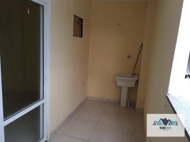 Kitnet para alugar, 35 m² por R$ 800/mês - Perto do Tio Sam -Barreto - Niterói/RJ - Foto 4