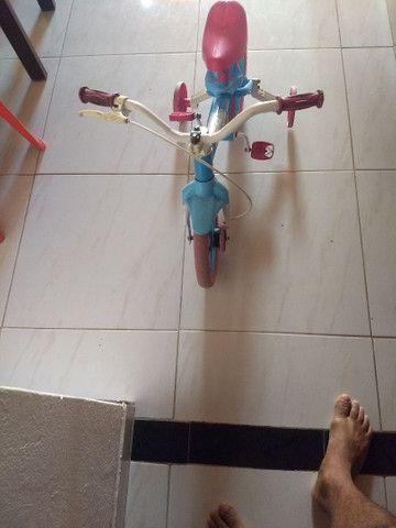 Bicicletinha infantil - Foto 6