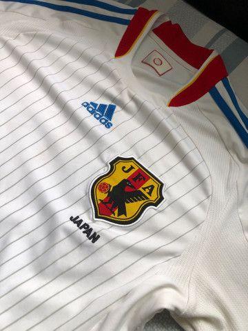 Camisa Seleção Japão (promoçoes no chat) - Foto 2