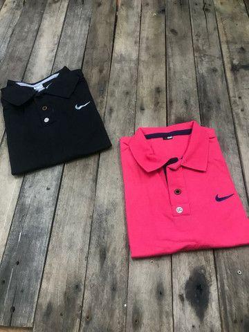 2 Camisas Polo R$ 56,00 no dinheiro  - Foto 6