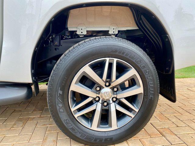 Toyota Hilux SRX 2.8 TDI - Turbo Diesel 4x4  - Impecável - 81Mil Km  - Foto 17