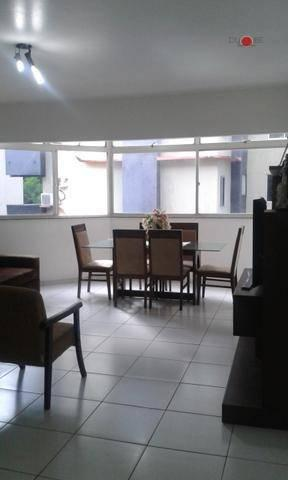Apartamento no Atlantic Ville II com 2 (dois) dormitórios, com 81,00m² por R$ 180.000,00 -