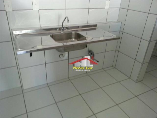 Apartamento com 2 dormitórios à venda, 51 m² por R$ 138.000,00 - Henrique Jorge - Fortalez - Foto 18