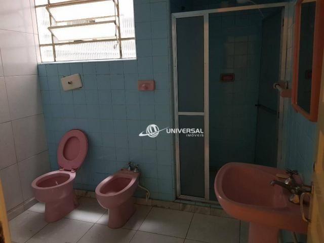 Apartamento com 3 quartos para alugar, 138 m² por R$ 1.800/mês - Centro - Juiz de Fora/MG - Foto 17