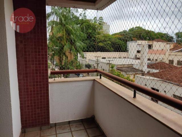Apartamento com 3 dormitórios à venda, 120 m² por R$ 381.500,00 - Centro - Ribeirão Preto/ - Foto 5