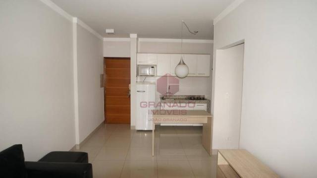 8043   Apartamento para alugar com 1 quartos em Zona 01, Maringá - Foto 5