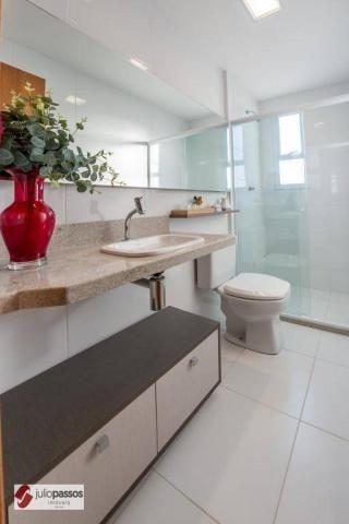 Apartamento com 2 dormitórios à venda, 73 m² por R$ 646.416,14 - Jardins - Aracaju/SE - Foto 8