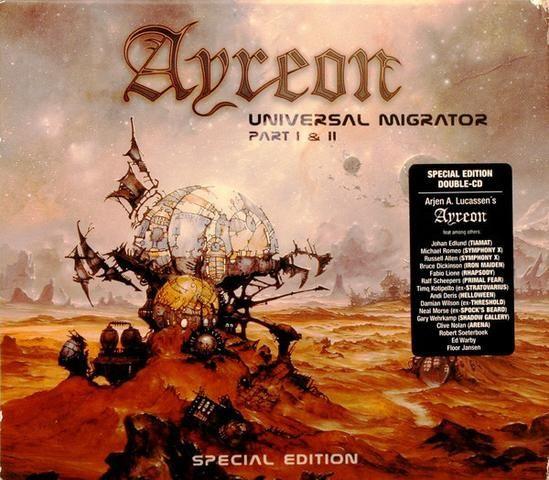 Ayreon - Universal Migrator Part I & II