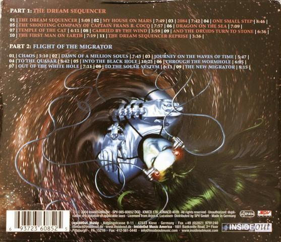 Ayreon - Universal Migrator Part I & II - Foto 2
