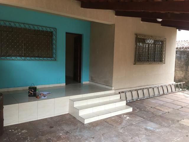 Cod.1551 - Jardim Guanabara 01 - Duas casas no lote - Casa na laje - Na entrada do setor - Foto 2