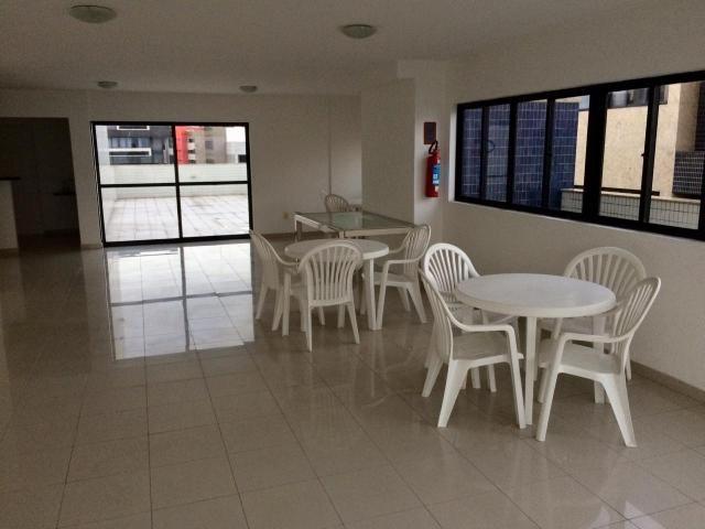 Apartamento a beira-mar de ponta verde na parte da rua fechada para lazer - Foto 8