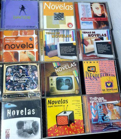 Trilhas Sonora de novelas - Foto 3
