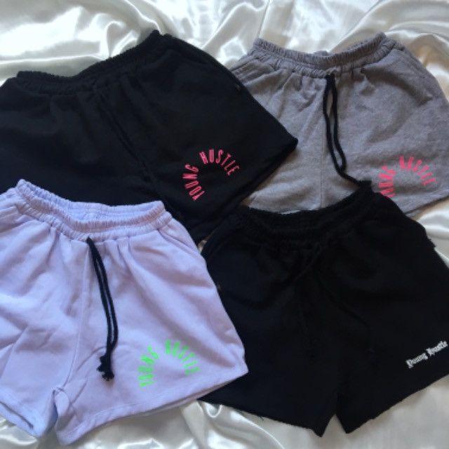 Shorts moletinho