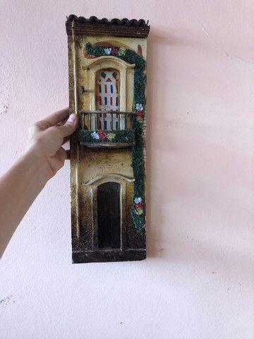 Quadros de madeira antigos - Foto 2