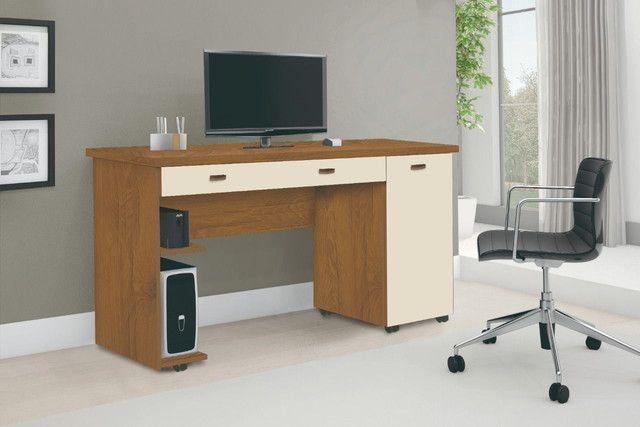 Mesa de computador Ariel - Foto 5