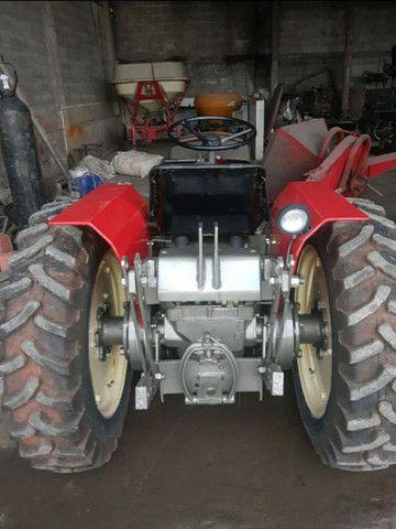 Trator 4100 ano 90 - Foto 2
