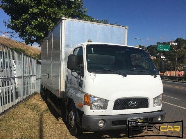 HD78 3.0 Diesel Baú caminhão super novo - Foto 2