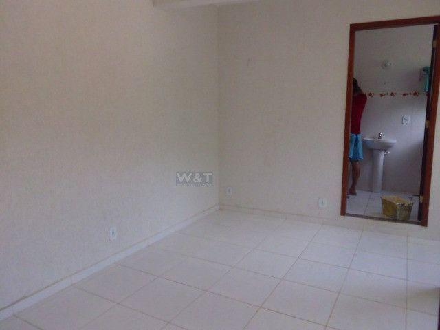 Casa nova R$650,00 .chaves no local whatsApp *8 casa 13 - Foto 3
