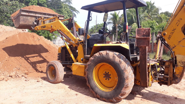 Retro escavadeira  - Foto 4