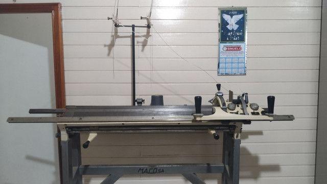 Conjunto de Máquinas para Malharia  - Foto 2