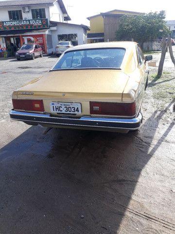 Opala 1980 todo restaurado motor não tem 100km  - Foto 6