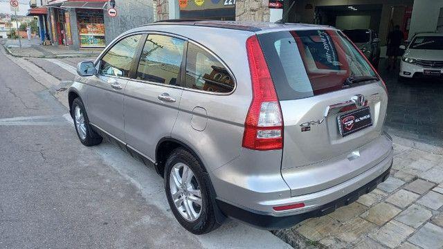 Crv EXL 2.0 4X4 Gasolina Automática + Teto - Foto 4