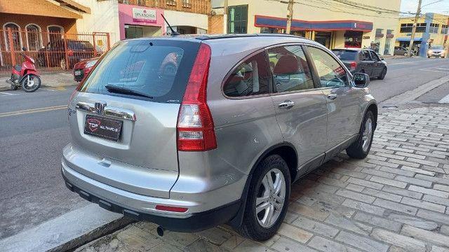 Crv EXL 2.0 4X4 Gasolina Automática + Teto - Foto 5