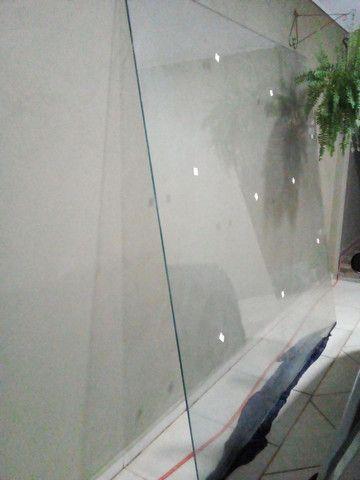 Vidro temperado 10mm - Foto 3