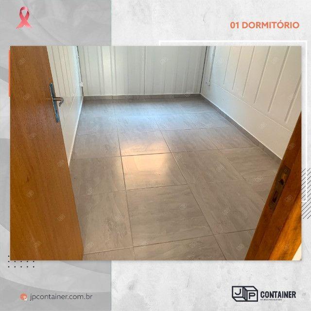 Container Alojamento Casa para Campo 30m² - Foto 3