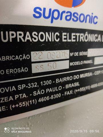 Eletro erosão Suprasonic SS50 - Foto 4