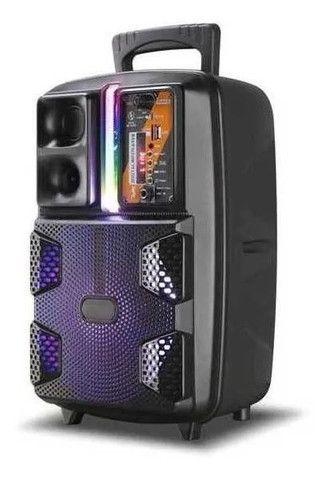 Caixa de som Amplificado (Kimiso Qs-2805) 2000W - A Mais Procurada Na Loja! - Foto 5