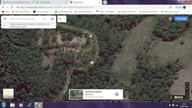 Maravilhoso Sítio Com 16 Hectares, Vila Maria, Em Piranguçu/Mg, A 6 Km De Campos Do Jordão - Foto 7