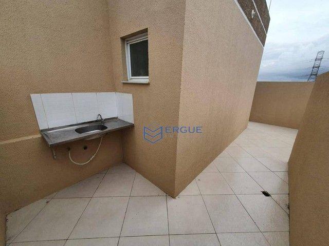Cobertura com 3 dormitórios, 110 m² - venda por R$ 235.000,00 ou aluguel por R$ 1.100,00/m - Foto 17