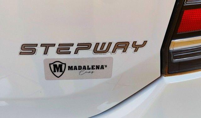 Impecável Renault Sandero Stepway com vc KM - Foto 5