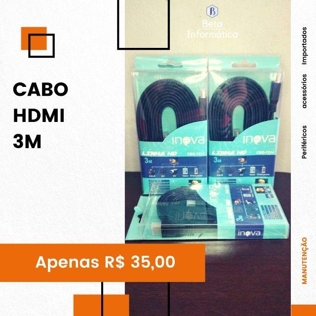 Cabo HDMI 3M