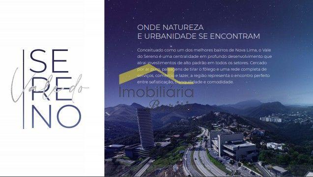 Apartamento à venda, 3 quartos, 1 suíte, 2 vagas, VALE DO SERENO - NOVA LIMA/MG - Foto 2