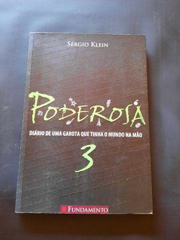 Poderosa, livros 2 e 3, Sérgio Klein - Foto 2