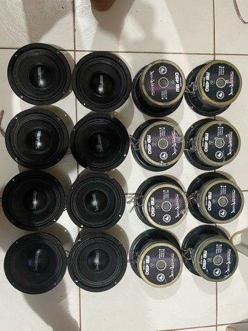 Vende-se 16  médios power vox  - Foto 2