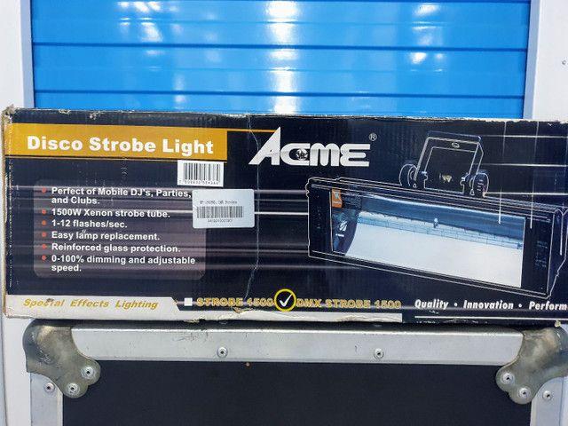 Super Strobo 1500w DMX (ACME)