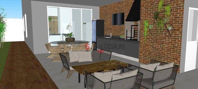 Casa com 3 dormitórios à venda, 180 m² por R$ 1.055.000,00 - Residencial Villa D?Aquila -  - Foto 10