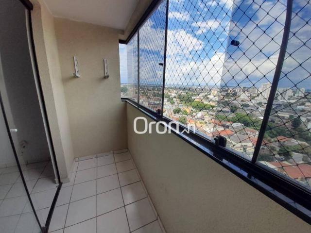 Apartamento à venda, 72 m² por R$ 279.000,00 - Setor dos Funcionários - Goiânia/GO - Foto 3