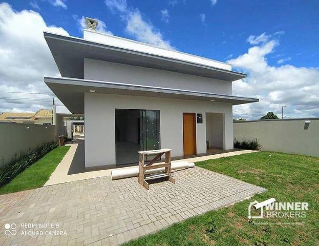 Linda casa à venda no atlântico em Cianorte! - Foto 4