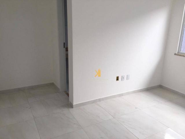 Casa Plana com 2 dormitórios sendo 1 suíte à venda, 63 m² por R$ 185.000 - Mangabeira - Eu - Foto 4