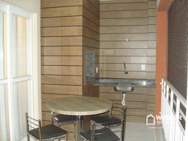 Lindo apartamento mobiliado à venda no novo centro de Cianorte! - Foto 4