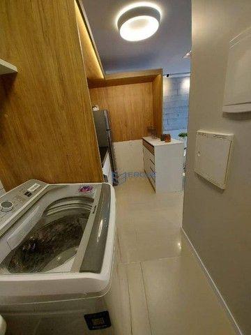 Apartamento com 2 dormitórios à venda, 56 m² por R$ 428.000,00 - Benfica - Fortaleza/CE - Foto 9
