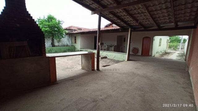 Casa com 3 dormitórios, 189 m² - venda por R$ 230.000,00 ou aluguel por R$ 1.200,00/mês -  - Foto 13