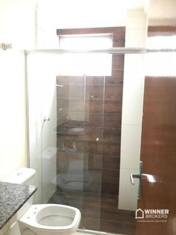 Apartamento com 3 dormitórios à venda, 80 m² por R$ 300.000,00 - Zona 01 - Cianorte/PR - Foto 6