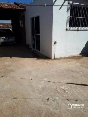 Casa com 3 dormitórios à venda, 100 m² por R$ 180.000,00 - Cohab Primavera - Várzea Grande - Foto 3